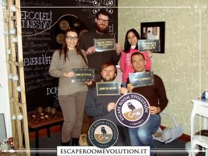 Escape Room Evolution - La Prima Escape Room a Treviso 1