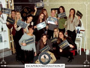 Escape Room Evolution - La Prima Escape Room a Treviso 2