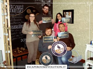 Escape Room Evolution - La Prima Escape Room a Treviso 1