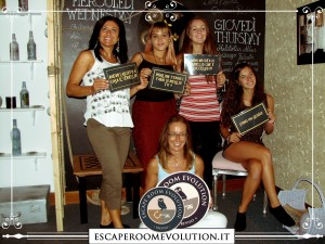Escape Room Evolution - La Prima Escape Room a Treviso 3